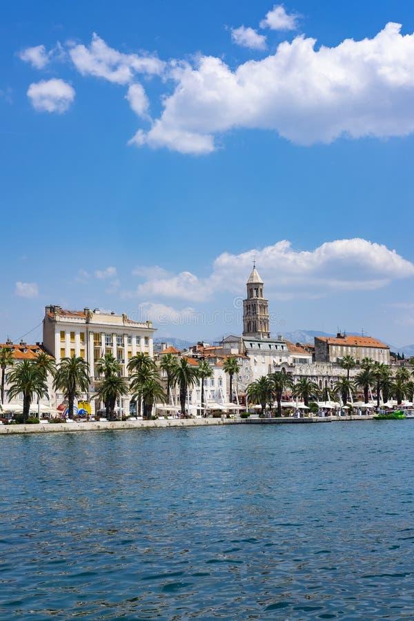 Split, Dalmatia, Croatia stock images