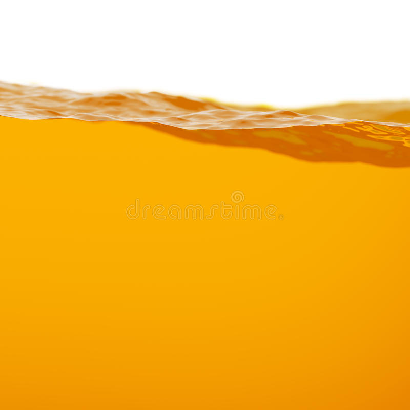 Free Split Level Yellow Oil Or Another Liquid 3d Illustration Stock Photos - 76195043