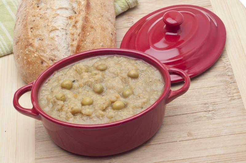 Split Pea Soup Stock Images