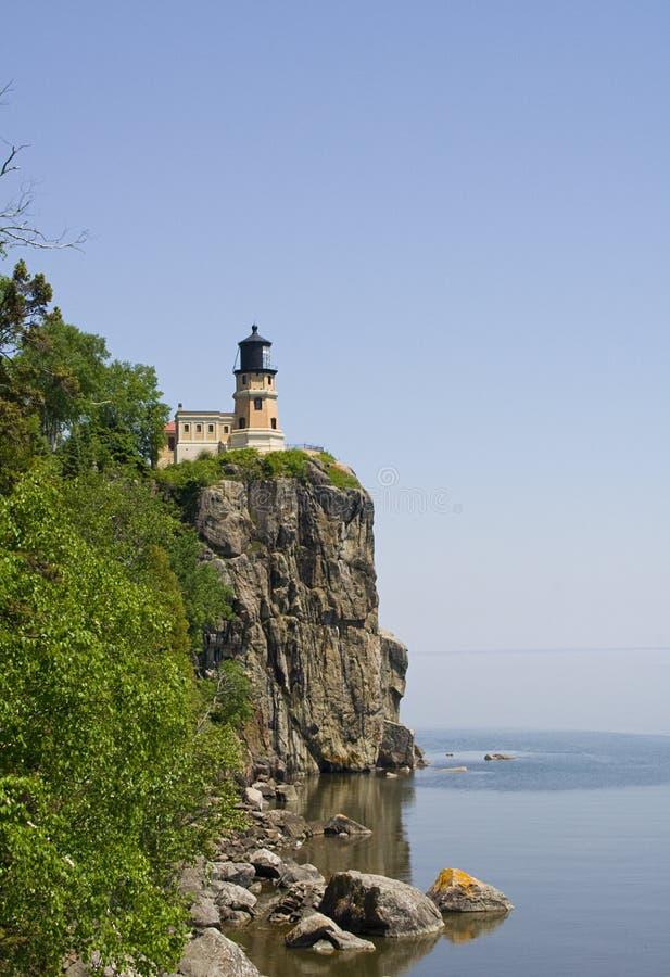 Split Rock Lighthouse stock images
