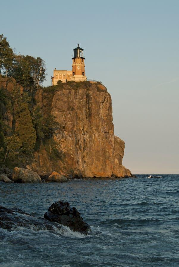 Splitrock Lighthouse 4 royalty free stock images