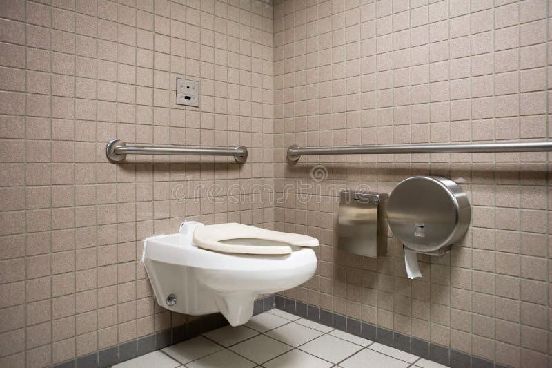 społeczeństwo w łazience obrazy stock