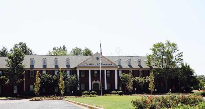 Społeczności hipoteka, Germantown, TN obrazy royalty free
