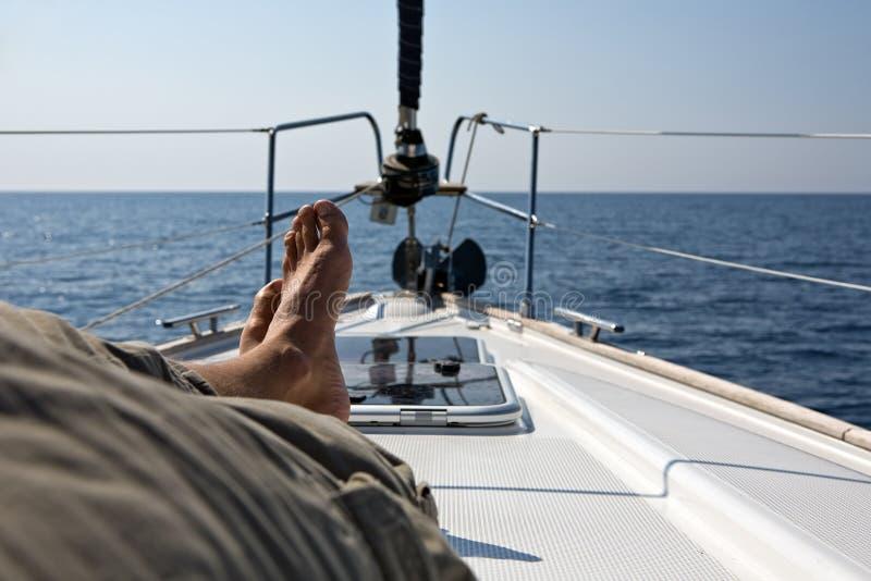 spoczynkowy morze obrazy stock