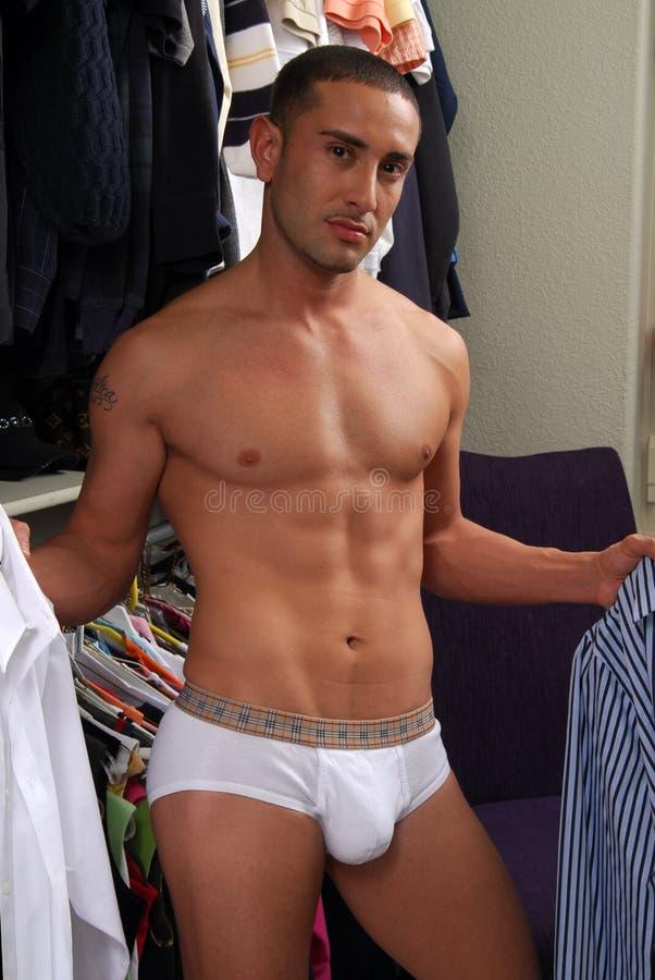 Download Spogliatoio immagine stock. Immagine di latino, underwear - 3894749