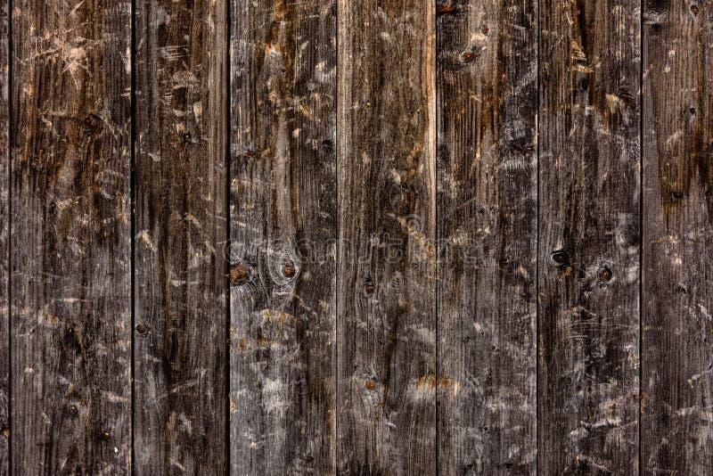 Spojrzenie drewniana ściana od desek, piękna tekstura, wioska zdjęcie stock