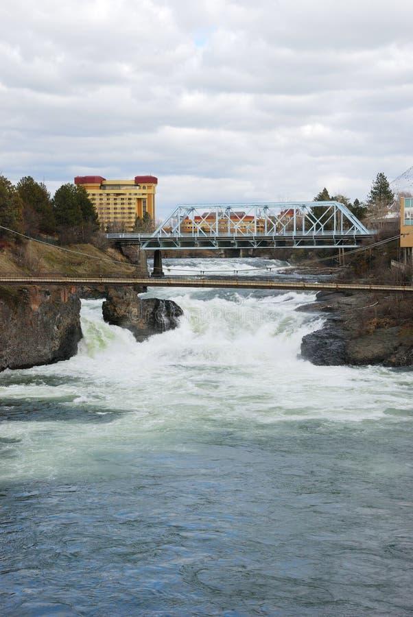 Spokane fotografia de stock