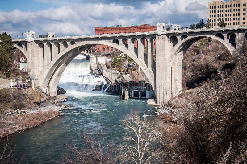 Spokane Washington photos stock