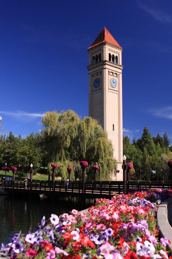 Spokane, Waszyngton obraz royalty free
