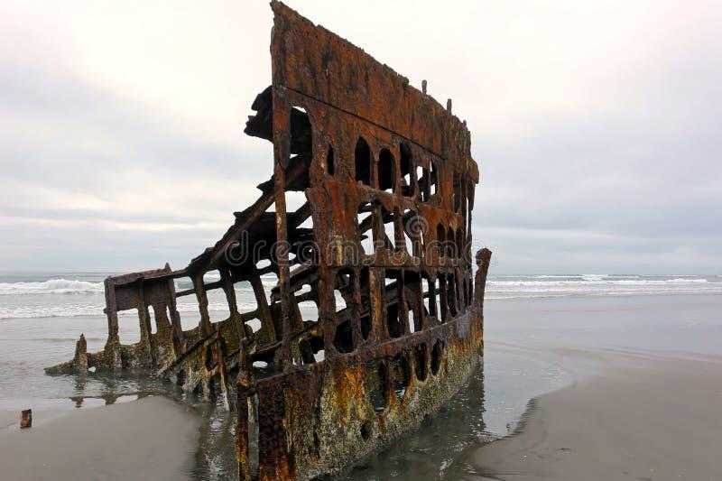Spoken op zee royalty-vrije stock fotografie