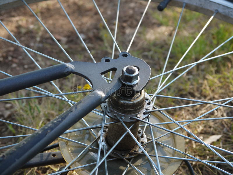 Spokes stock images
