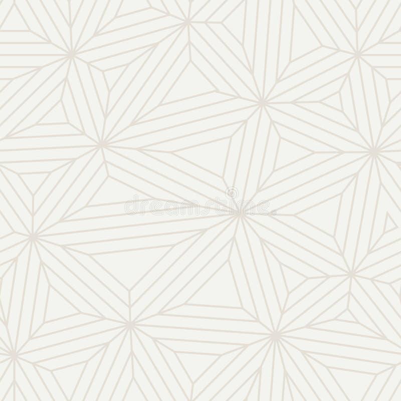 Spokojny liniowy tło ilustracja wektor