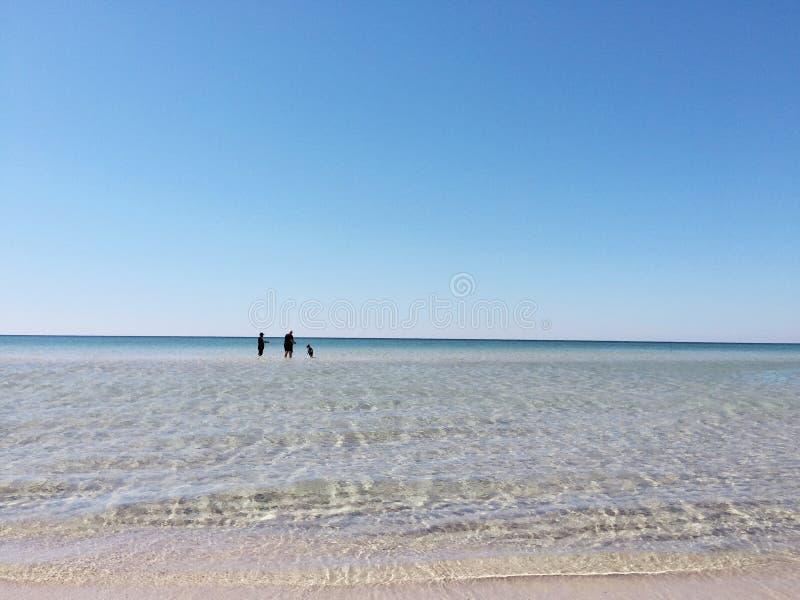 Spokojny ocean obrazy stock