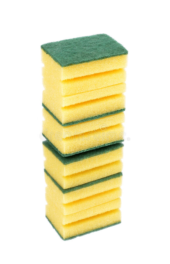 Download Sponge stock image. Image of cleaning, green, colorful - 23152743