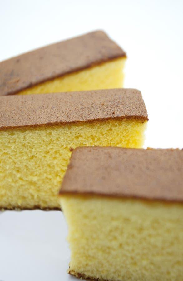 Download Sponge cake stock photo. Image of slice, biscuit, portion - 27070502