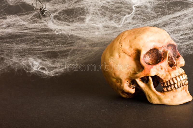 Spooky royalty free stock image