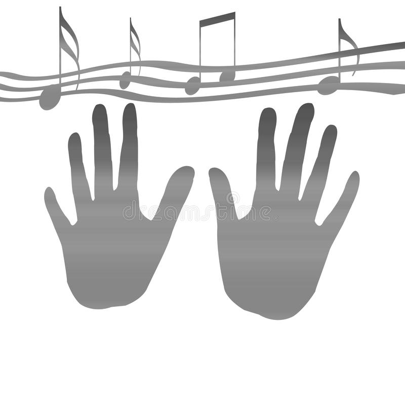 Download Spooky music stock illustration. Image of clip, music - 3031425