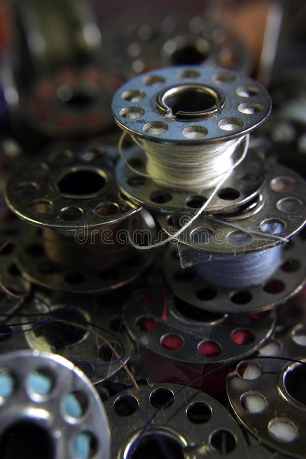 Spool Royalty Free Stock Photography