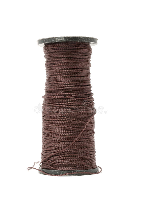 Download Spool of Capron Thread stock image. Image of mending - 17872745