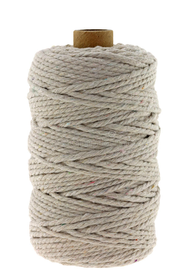 A spool of Cotton rope