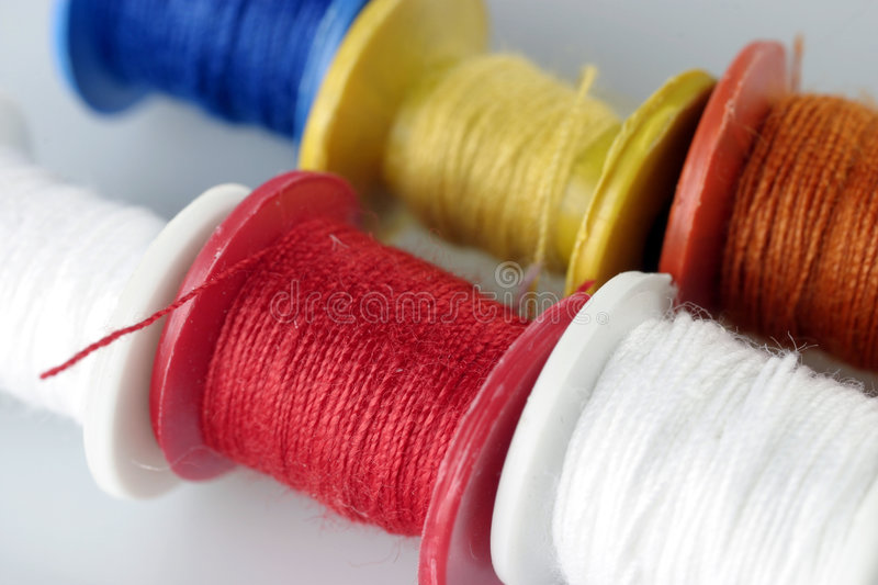 Download Spools stock photo. Image of close, craft, fabric, cloths - 850676