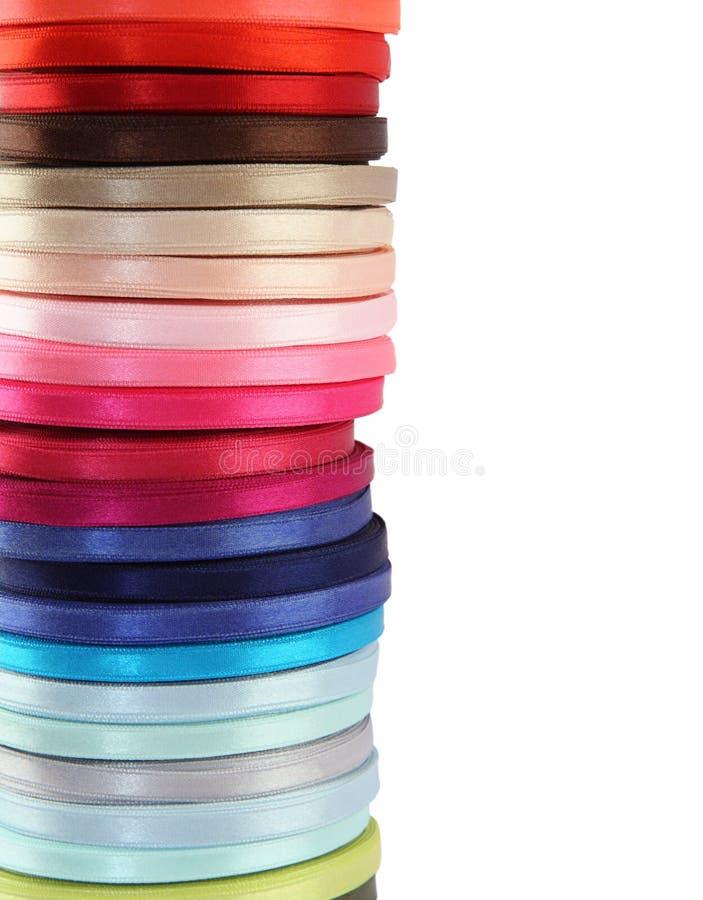 Download Spools Of Ribbon Stock Image - Image: 17976541