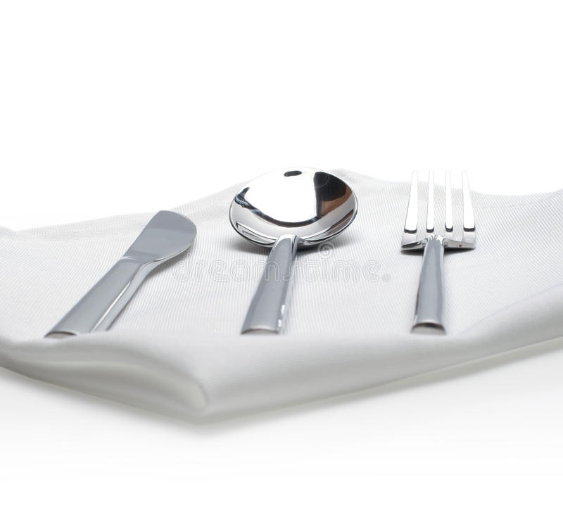 Download Spoon, Knife And Fork Royalty Free Stock Photo - Image: 15656055
