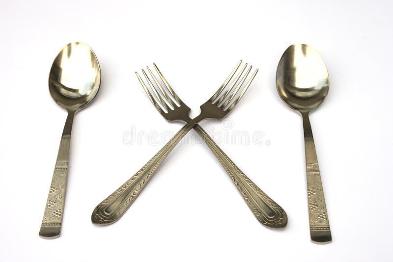 Spoon And Plug Stock Image