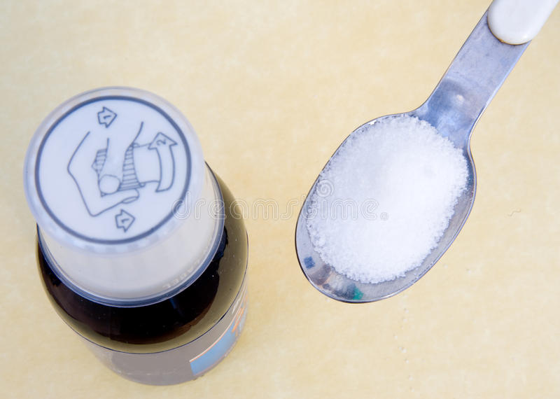 Download A Spoonful Of Sugar. Stock Images - Image: 11487104