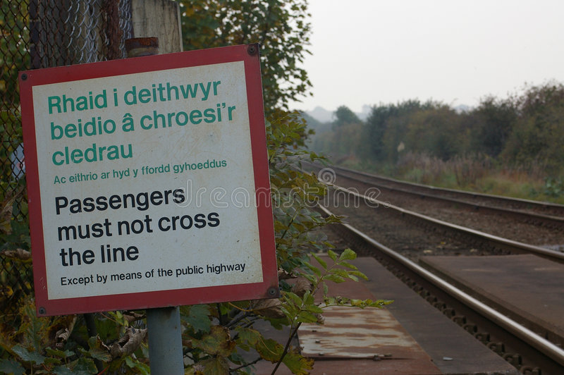 Download Spoorweg 01 stock afbeelding. Afbeelding bestaande uit treinen - 292333