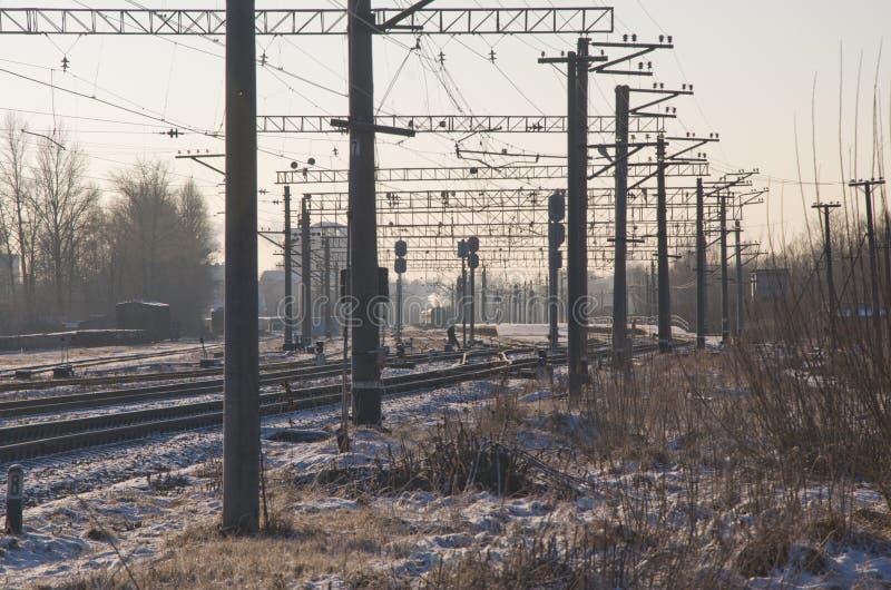spoorwegen royalty-vrije stock foto's