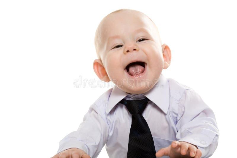 Sporgenza felice immagine stock