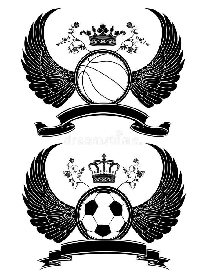 Sport illustration stock