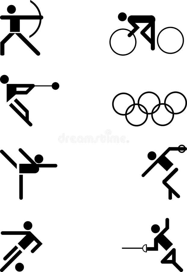 Sport royalty illustrazione gratis
