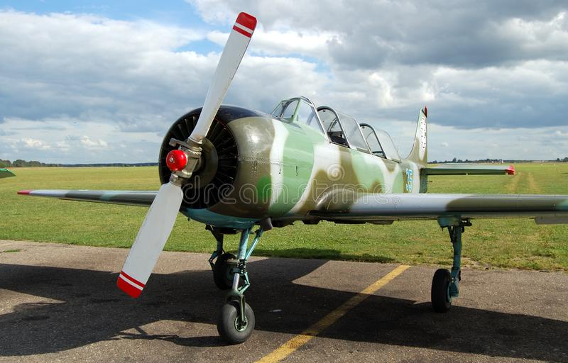 Download Sport airplane stock image. Image of aeroplane, decorated - 6062415