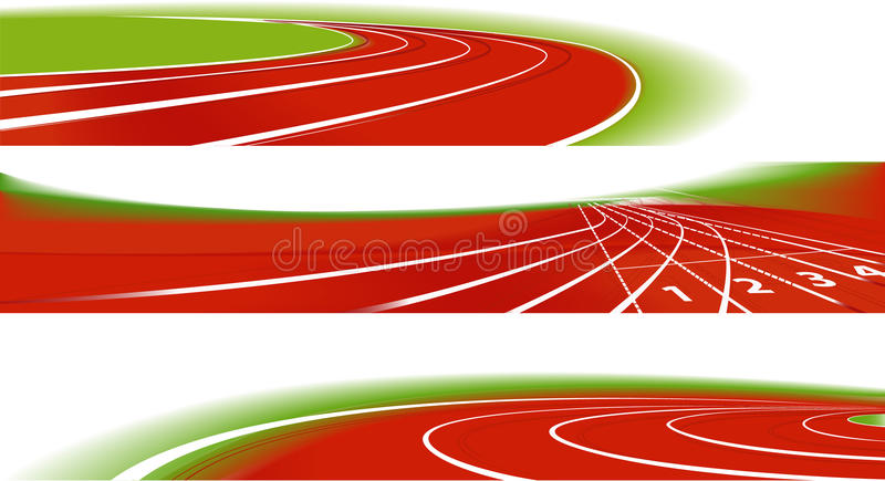 Download Sport Athletic Banners Royalty Free Stock Photos - Image: 25760178