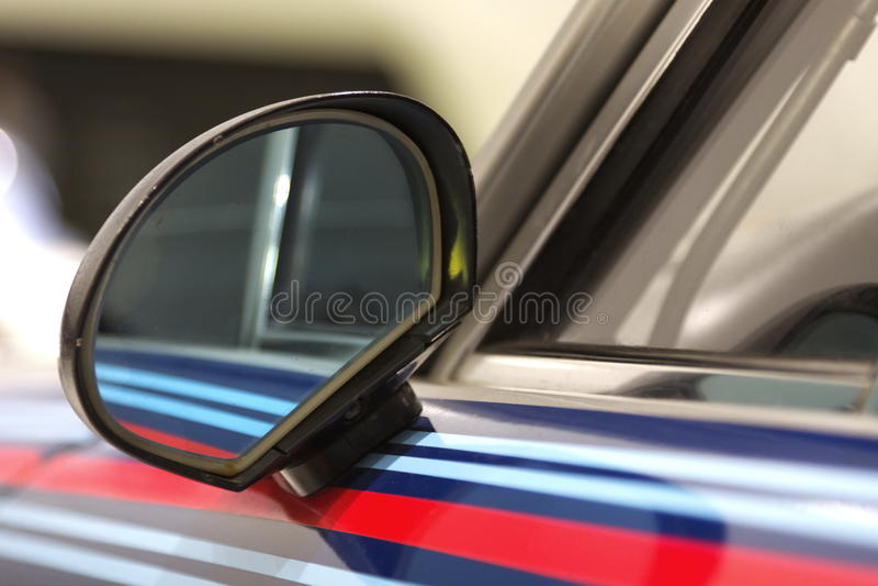 Sport-auto royalty-vrije stock fotografie