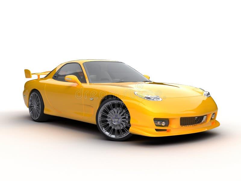 Download Sport Car Royalty Free Stock Image - Image: 10125366