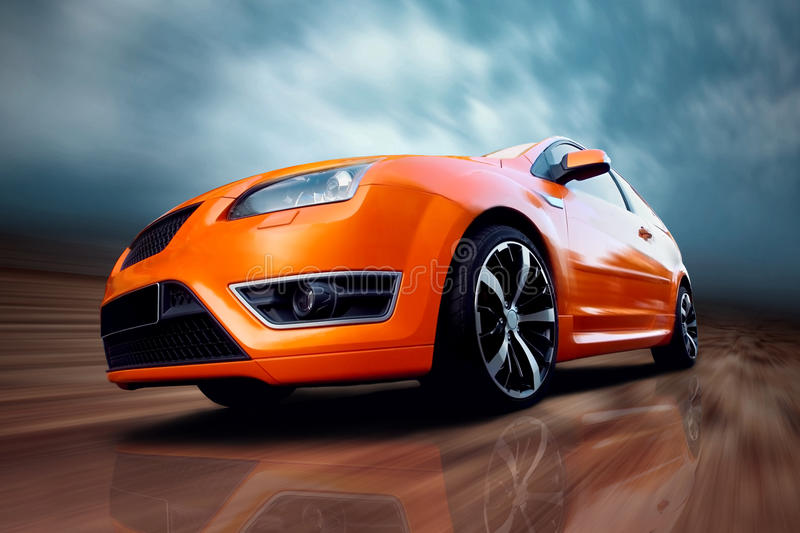 Download Sport car stock photo. Image of drive, personal, freedom - 10183562