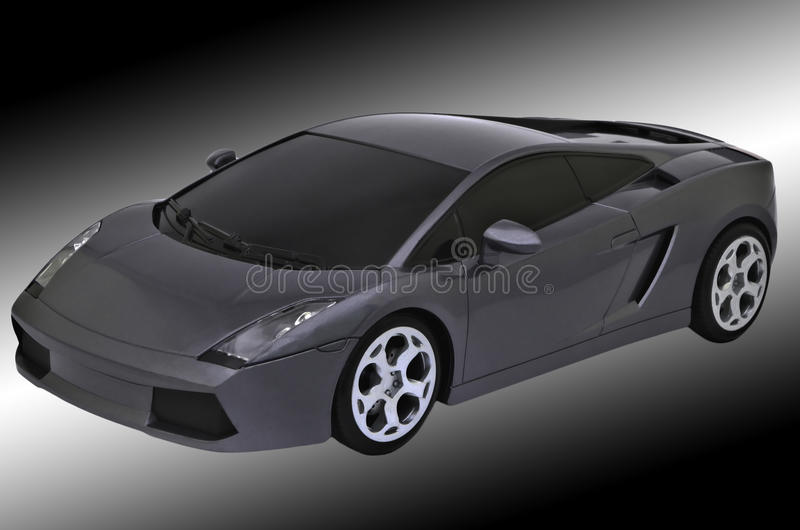 Sport car stock images