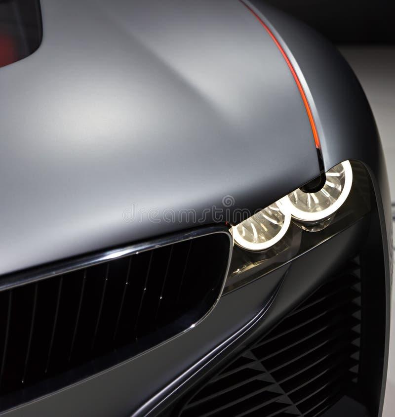 Download Sport car stock photo. Image of orange, tire, headlight - 25099848