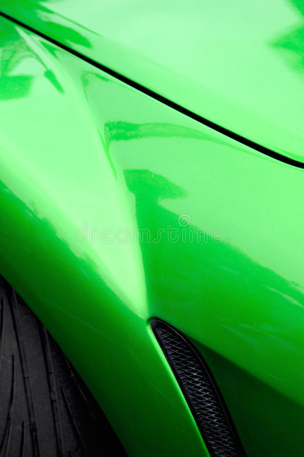 Download Sport car stock photo. Image of light, auto, green, automobile - 25310910