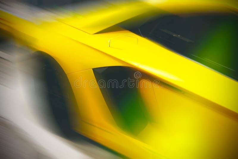 Sport car photo libre de droits