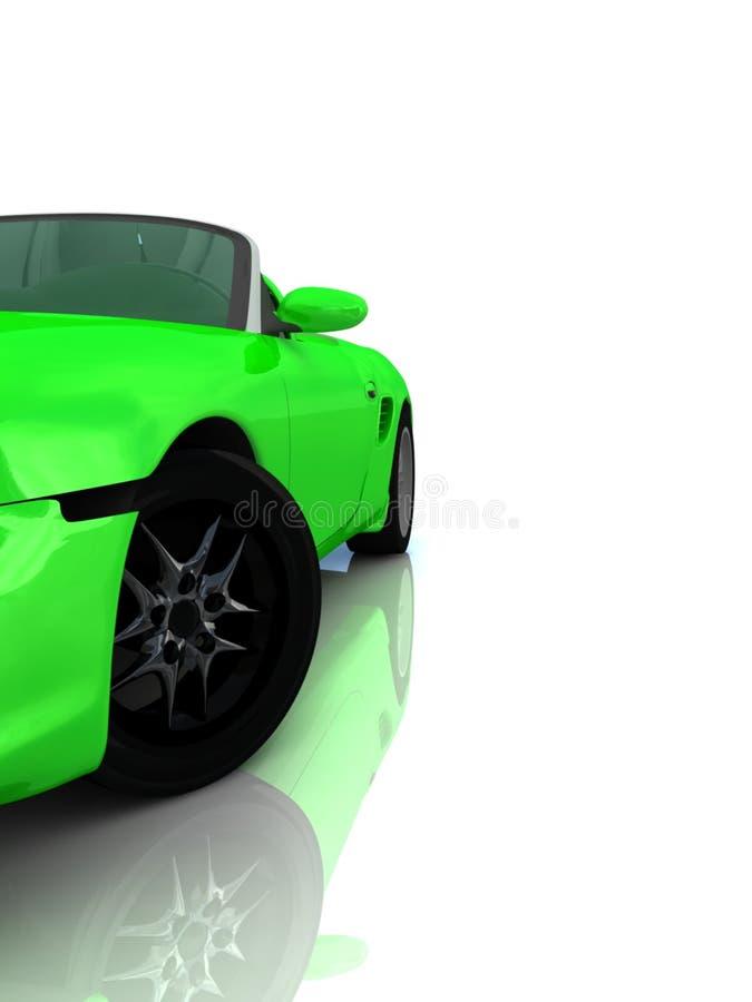 Download Sport car model stock illustration. Image of luxury, modern - 25055246