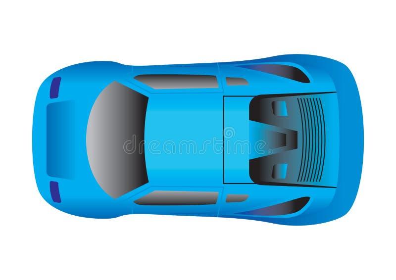 Download Sport Car Top View stock vector. Illustration of gasoline - 4700315