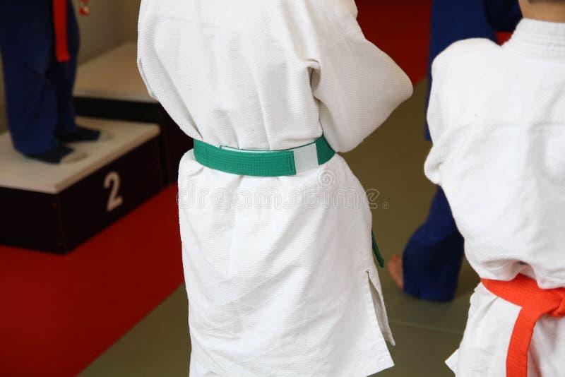 Sport Chanbara fotografia stock