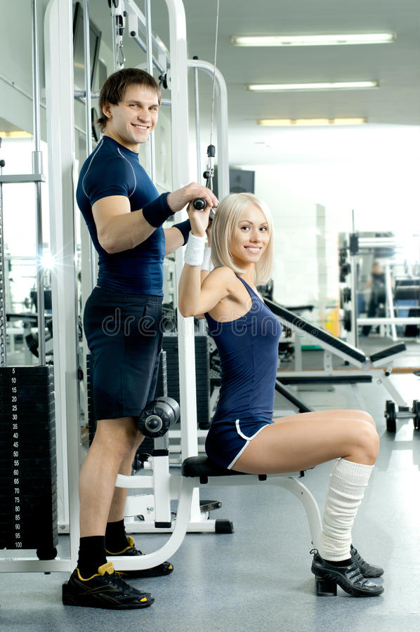 Download Sport Couple Stock Photos - Image: 22930653