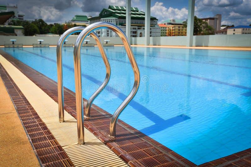 Sport de piscine photographie stock libre de droits