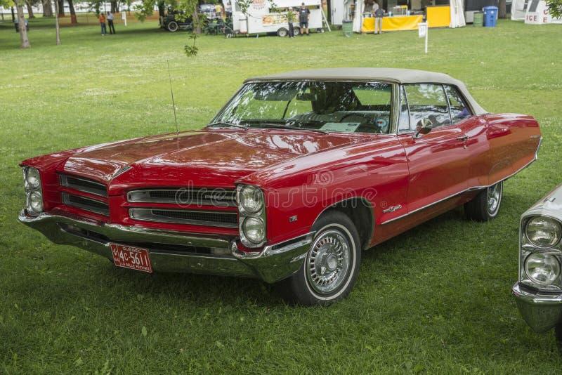 Sport di abitudine di Pontiac fotografia stock libera da diritti