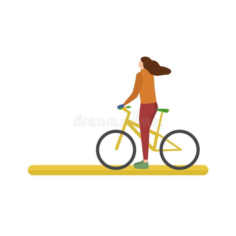Sport di attività umane illustrazione vettoriale